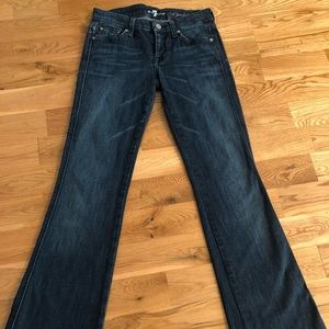 7 For All Mankind 'A Pocket' Flare Jeans